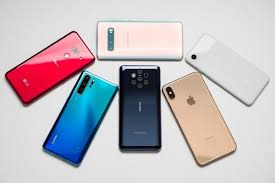 The smartphone designed in 2021 is very sophisticated